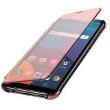 ทบทวน Maimoke For Samsung Galaxy J7 Case Pc Mirror Luxury Scratch Scratches Flip Leather Sm J7008 J700F Protection Phone Cover Intl Maimoke