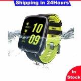 ขาย ซื้อ Makibes Gv68 Waterproof Ip68 Sports Bluetooth Smart Watch Mtk2502 Message Call Reminder Remote Camera For Ios Android Intl ใน จีน