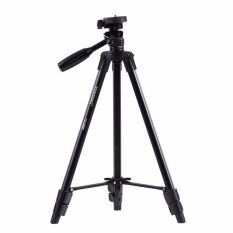 ซื้อ Yunteng ขาตั้งกล้อง ใช้สำหรับโทรศัพท์มือถือ กล้องถ่ายรูป รุ่น Vct 520 สีดำ ถูก