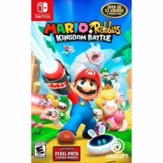 Mario + Rabbids Kingdom Battle (US)