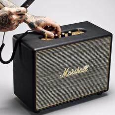 Marshall Woburn - ประกัน 1 ปี ลำโพงต่อกับโทรทัศน์ได้ หัว RCA, Optical มีบลูทูธ