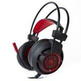 ขาย Marvo Gaming Headphones Usb 7 1 หูฟังเกมมิ่ง รุ่น Hg 9012 Black Red ใหม่
