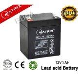 ซื้อ Matrix แบตเตอรี่ยูพีเอส Battery Ups แบตเตอรี่แห้ง 12V 5 5Ah ถูก ใน นนทบุรี