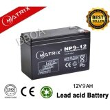 Matrix แบตเตอรี่ยูพีเอส Battery Ups แบตเตอรี่แห้ง 12V9Ah ถูก