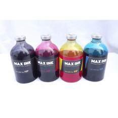 ความคิดเห็น Max Ink หมีกเติม Hp 4 สี ขวดสลิ้งค์ ขนาด 100Ml