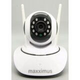 ทบทวน Maxximus Baby Monitoring Ip Camera Hd Set 1
