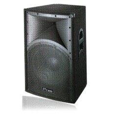 MC ROCK ตู้ลำโพง ตู้ลำโพงพกพา ลำโพงตู้ ลำโพง PA รุ่น PAWD-15 - Black