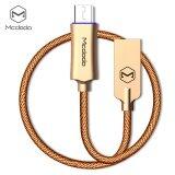 ส่วนลด Mcdodo Ca 289 Knight Series Qc 3 Micro Usb 3A Fast Charging Auto การเชื่อมต่อข้อมูล Sync Cable พร้อมไฟฉาย 1M Mcdodo