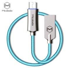 ขาย Mcdodo Ca 289 Knight Series Qc 3 Micro Usb 3A Fast Charging Auto Disconnection Data Sync Cable With Flashlight 1M Intl สมุทรปราการ ถูก