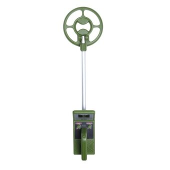 MD-3030 Underground Explore and Gold Metal Detector Green for Coins - intl
