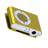 Md Mini Clip Mp3 Player Music Speaker เครื่องเล่น Mp3 ขนาดพกพา สีเขียว ใหม่ล่าสุด