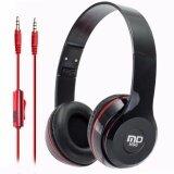 ทบทวน Md Tech Hs6 หูฟัง Headset Bass Boost Stereo Android Iphone N B Pc Tv Black