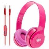 โปรโมชั่น Md Tech Hs6 หูฟัง Headset Bass Boost Stereo Android Iphone N B Pc Tv Pink Md Tech ใหม่ล่าสุด