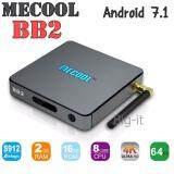 ส่วนลด Mecool Bb2 Android Tv Box กล่องรับสัญญาณทีวีดาวเทียม Android Tv Box