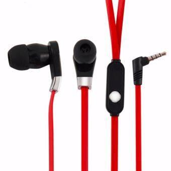 MEGAหูฟังสเตอริโอ หูฟังพร้อมรีโมทและไมโครโฟนเสียงดี เบสแน่น จุกนิ่มใส่สบาย In-Ear Stereo Hi-Fi Ear-
