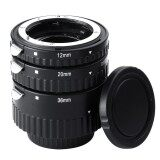 ซื้อ Meike N Af B Auto Focus Macro Extension Tube Ring For Nikon Dslr Camera D7100 D800 D600 D300S D300 D90 D80 ใน จีน