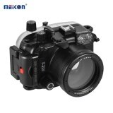 ขาย Meikon Waterproof Camera Diving Housing Protective Case Cover Underwater 40M 130Ft For Canon G7X Mark Ii Intl ใน ฮ่องกง