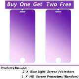 ราคา Meizu M2 Note 2 Pack For Screen Protector Anti Blue Light Tempered Glass Intl เป็นต้นฉบับ
