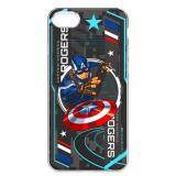ซื้อ Meki Marvel Avengers เคส แท้ Iphone 7 Electroplating 3D Color Carving Hard Pc 7 Captain America ใหม่
