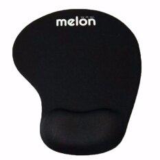 Melon แผ่นรองเม้าส์พร้อมเจลรองข้อมือ Mouse Pad With Gel Wrist Support รุ่น Ml-200.