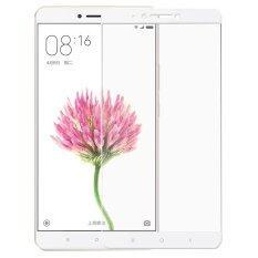 ขาย Mercu Xiaomi Mi Max ฟิล์มกระจกนิรภัยเต็มจอ 9H บาง 33Mm ขอบขาว