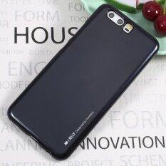 ขาย Mercury Goospery I Jelly Metallic Tpu Case Cover For Huawei P10 Plus Black Intl ถูก จีน