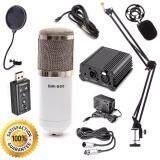 ขาย Mg Bm 800 Premium Condensor Microphone ไมค์โครโฟนอัดเสียง ไมค์อัดเสียง Set 7 1 Sound Card Usb Phantom 48V กรุงเทพมหานคร