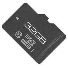 ซื้อ Micro Sd Card 32Gb Class 10 Memory Cards Micro Sdhc 32G Sdxc 32Gb Microsd Tf Card For Moblie Phone Mp3 Intl ใหม่ล่าสุด