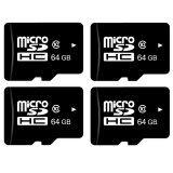ขาย Micro Sd Class10 64 Gb จัดเก็บไฟล์งานได้จุใจ Md 64 4ชิ้น ออนไลน์ ไทย