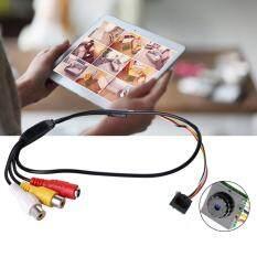 """กล้อง Micro Spy Hidden 600TVL 3MP 1/4"""" HD 720x480"""