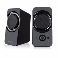 ซื้อ Microlab B17 Stereo 2 Speakers For Laptop And Notebook ใช้ไฟ Usb Input 3 5Mm Line In Black ออนไลน์ ถูก
