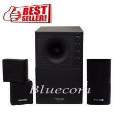 Microlab Speaker X2 ลำโพง (2.1 System) - Black