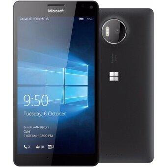 ราคา Microsoft Lumia 950Xl 32Gb Black Demo สินค้าตัวโชว์ Microsoft เป็นต้นฉบับ