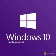 ทบทวน Microsoft Windows 10 Pro 64 Bit Oem Coa Sticker Only เฉพาะคีย์เท่านั่น