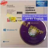 ขาย Microsoft Windows 10 Professional 64 Bit Eng Oem Dvd เป็นต้นฉบับ