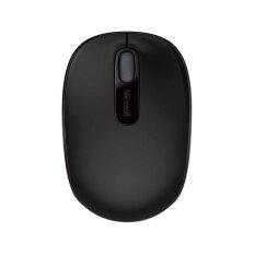 Microsoft เมาส์ไร้สาย รุ่น Wmm 1850 Win7 8 สี Black เป็นต้นฉบับ