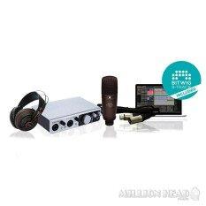 MidiPlus : STUDIO 2 Mix Set (Beginner V.3)  ชุดบันทึกเสียงแบบครบเซ็ต ราคาประหยัด!