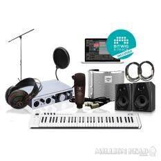 MidiPlus : STUDIO 2 Mix Set (Producer V.4)  ชุดบันทึกเสียงแบบครบเซ็ต สู่การโปรดิวเซอร์แบบเต็มตัว!