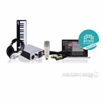 MidiPlus : STUDIO M Mix Set (Artist V.1 MKII) | ชุดบันทึกเสียงแบบครบเซ็ต เอาใจนักดนตรีหรือศิลปินมือใหม่!