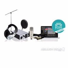 MidiPlus : STUDIO M Mix Set (Beginner V.2 MKII)   ชุดบันทึกเสียงแบบครบเซ็ต ราคาประหยัด!
