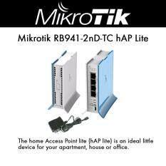 โปรโมชั่น Mikrotik Rb941 2Nd Tc Hap Lite 32Mb เหมาะสำหรับบ้าน ร้านกาแฟ หรือจุดบริการลูกค้า