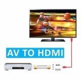 ขาย ตัวแปลงสัญญาณ Mini 1080P Composite Av Rca To Hdmi Video Converter Adapter Full Hd 720 1080P Up Scaler Av2Hdmi For Hdtv Standard Tv L3Ef ออนไลน์