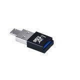 ทบทวน ที่สุด มินิ 5Gbps สุดยอดความเร็ว Usb 3 Otgnไมโครเอสดี เครื่องอ่านบัตรอะแดปเตอร์ Sdxc ถ้าเขาสีดำ