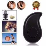 ขาย ซื้อ Mini Bluetooth 4 1 S530 หูฟังบลูทูธ 4 1 เล่นเพลง ฟังเพลง มีไมค์ รับสาย วางสายสนทนาได้ ขนาดเล็กใส่พอดีหู สีดำ