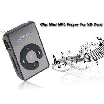 Mini Clip USB MP3 Music Media Player With Micro TF/SD card Slot Support 128M