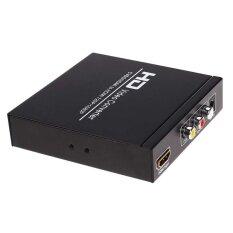 ขาย Mini Hd Av Cvbs Hdmi To Hdmi Video Converter Adapter 720P 1080P Support Pal Nts Intl