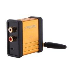 โปรโมชั่น Mini Hi Fi Bluetooth 4 2 Audio Receiver Stereo Box Adapter Rca Output Amplifier Board Dc 5V Intl