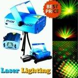 เลเซอร์ เครื่องฉายไฟเวทีแสงเลเซอร์ Mini Laser Stage Lighting Projector เป็นต้นฉบับ