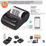 ซื้อ Mini Portable Bluetooth Thermal Printer Receipt Wireless 58Mm Label Printer For Windows Android Ios Mobile Black Intl ออนไลน์ ถูก