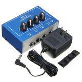 ขาย Mini Professionnel 4 Canaux Casque Ecouteur Audio Stereo Amplificateur Amp Mixer Intl จีน ถูก
